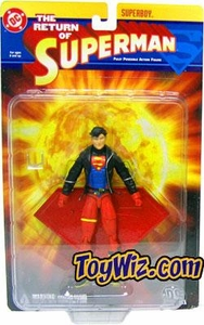 DC Direct Return of Superman Series Action Figure Superboy