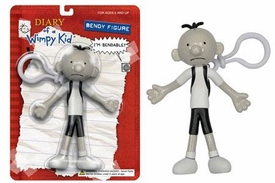 Funko Diary of a Wimpy Kid Bendy Keychain Greg