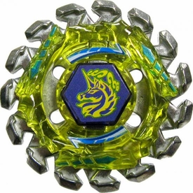 Beyblades Metal Fusion CUSTOM Battle Top LOOSE Poison Unicorno {Striker} 130HF