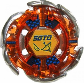 Beyblades Metal Fusion CUSTOM Battle Top LOOSE Galaxy Sagittario 145CS
