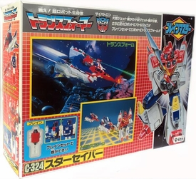 Takara Transformers Victory C-324 Action Figure Star Saber [Horizontal Box] RARE!