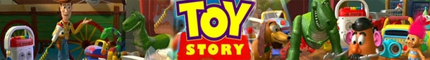 Disney Toy Story Movie Toys & Action Figures