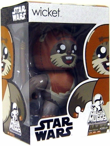 Star Wars Mighty Muggs 2009 Wave 1 Figure Wicket the Ewok
