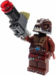 LEGO Legends of Chima LOOSE Mini Figure Crug with Blaster Weapon