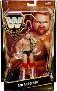 Mattel WWE Wrestling Exclusive Legends Action Figure Arn Anderson