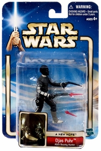 Star Wars Saga 2002 Collection 2 A New Hope #40 Djas Phur [Alien Bounty Hunter]