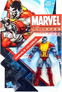 Marvel Universe 3 3/4 Inch Series 22 Action Figure #024 Colossus