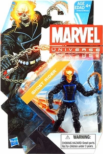 Marvel Universe 3 3/4 Inch Series 22 Action Figure #020 Ghost Rider