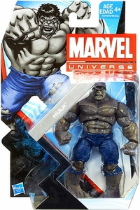 Marvel Universe 3 3/4 Inch Series 22 Action Figure #021 Grey Hulk