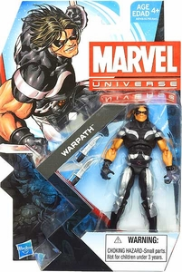 Marvel Universe 3 3/4 Inch Series 22 Action Figure #025 Warpath