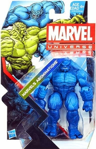 Marvel Universe 3 3/4 Inch Series 23 Action Figure #019 A-Bomb