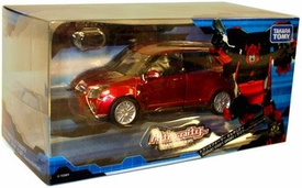 Transformers Takara Alternity A-03 Suzuki Swift Cliffjumper [Red]