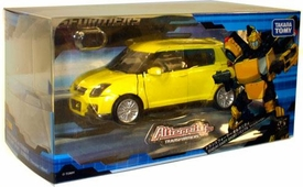 Transformers Takara Alternity A-03 Suzuki Swift Bumblebee [Yellow]