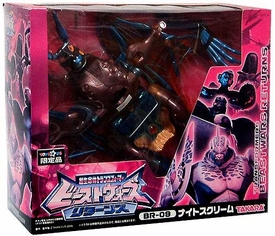 Transformers Japanese Beast Wars Returns Ultra #BR-09 Nightscream