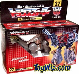 Transformers Japanese Takara Vintage 27 Sludge C-7 Package