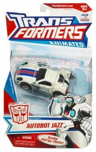 Transformers Animated Deluxe Figure Autobot Jazz