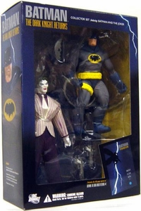 DC Direct Batman Collector Set Dark Knight Returns