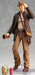 Indiana Jones Max Factory Figma Action Figure Indiana Jones Pre-Order ships April