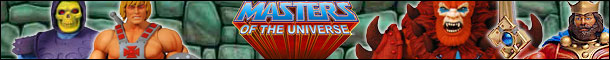 He-Man Masters of the Universe Action Figures, Toys & Statues