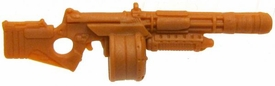 GI Joe 3 3/4 Inch LOOSE Action Figure Accessory Orange Plasma Gun