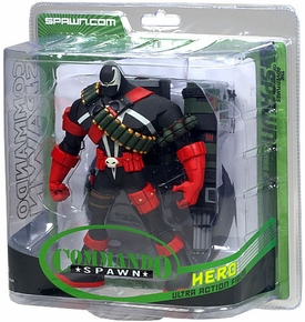McFarlane Toys Spawn Series 32 Adventures of Spawn 2 Action Figure Commando Spawn