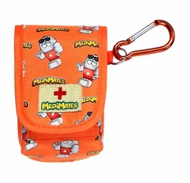 Asthma Inhaler Case-Orange BLOWOUT SALE!