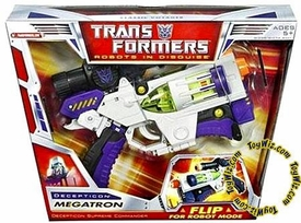 Transformers Hasbro Classics Voyager Action Figure Megatron