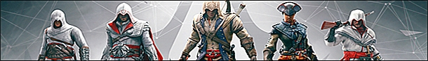 Assassin's Creed Video Game Action Figures, Toys & Collectibles!