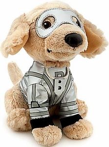 Disney Super Buddies 7 Inch Mini Bean Bag Plush B-Dawg