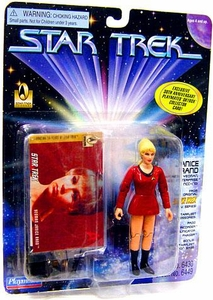Star Trek Playmates Action Figure Yeoman Janice Rand