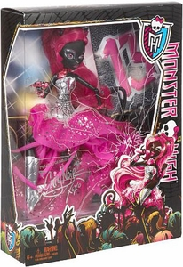 Monster High Deluxe Doll Catty Noir