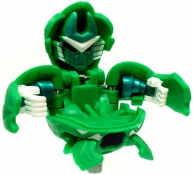 Bakugan B2 New Vestroia Bakuneon LOOSE Single Figure Special Attack TRAP Zephyroz [Green] Mystic Elico [Dice Thrower]