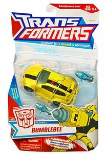 Transformers Animated Deluxe Figure Bumblebee