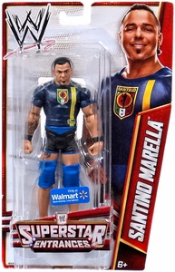 Mattel WWE Wrestling Exclusive Superstar Entrances Action Figure Santino Marella