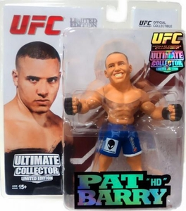 Round 5 UFC Ultimate Collector Exclusive Limited Edition Action Figure Pat