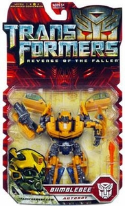 Transformers 2: Revenge of the Fallen Deluxe Action Figure Bumblebee