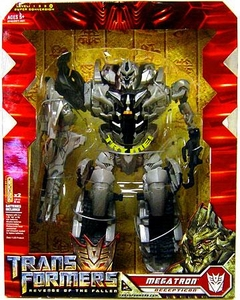 Transformers 2: Revenge of the Fallen Leader Action Figure Megatron