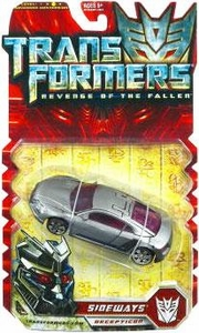 Transformers 2: Revenge of the Fallen Deluxe Action Figure Sideways