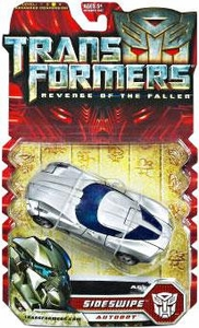 Transformers 2: Revenge of the Fallen Deluxe Action Figure Sideswipe