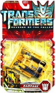 Transformers 2: Revenge of the Fallen Deluxe Action Figure Rampage