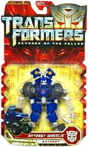 Transformers 2: Revenge of the Fallen Deluxe Action Figure Autobot Wheelie