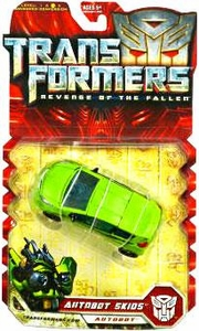 Transformers 2: Revenge of the Fallen Deluxe Action Figure Autobot Skids