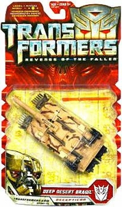 Transformers 2: Revenge of the Fallen Deluxe Action Figure Deep Desert Brawl