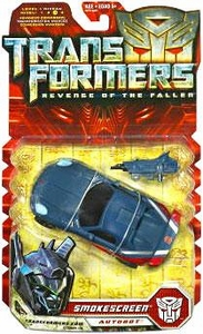 Transformers 2: Revenge of the Fallen Deluxe Action Figure Smokescreen