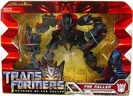 Transformers 2: Revenge of the Fallen Voyager Action Figure The Fallen
