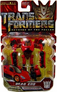 Transformers 2: Revenge of the Fallen Scout Action Figure Dead End