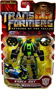 Transformers 2: Revenge of the Fallen Scout Action Figure Knock Out