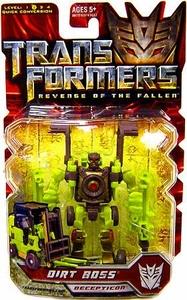 Transformers 2: Revenge of the Fallen Scout Action Figure Dirt Boss