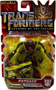 Transformers 2: Revenge of the Fallen Scout Action Figure Ransack