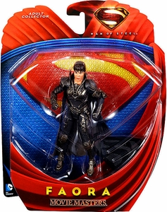Man of Steel Movie Masters Action Figure Faora BLOWOUT SALE!